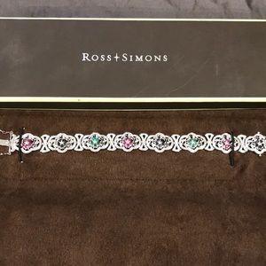 Ross Simons sterling silver bracelet